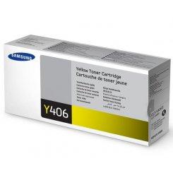 Фото Картридж Samsung CLT-Y406S (CLT-Y406S/SEE) Yellow