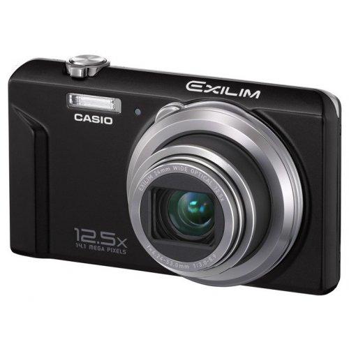 Фото Цифровые фотоаппараты Casio Exilim EX-ZS100 Black