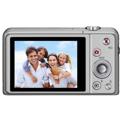 Фото Цифровые фотоаппараты Casio Exilim EX-ZS100 Silver