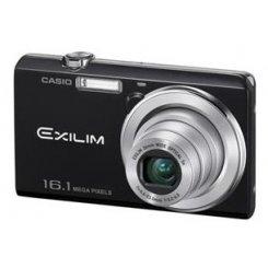 Фото Цифровые фотоаппараты Casio Exilim EX-ZS12 Black