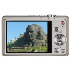 Фото Цифровые фотоаппараты Casio Exilim EX-ZS12 Silver