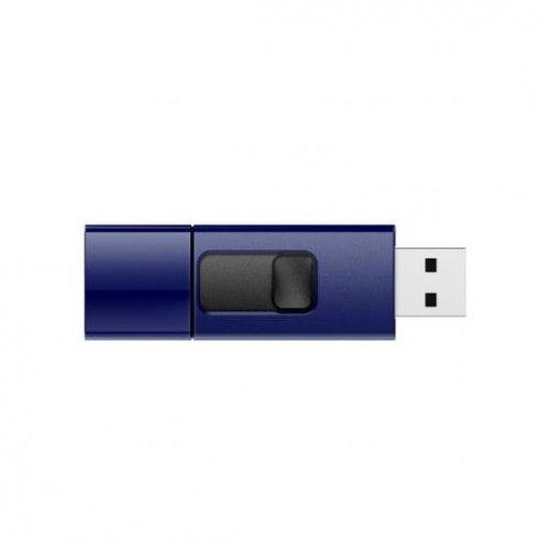 Фото Накопитель Silicon Power Ultima U05 16GB Deep Blue (SP016GBUF2U05V1D)