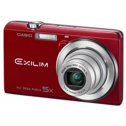 Фото Цифровые фотоаппараты Casio Exilim EX-ZS15 Red