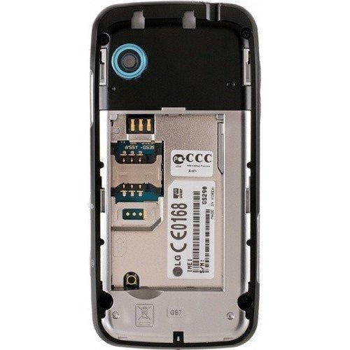 Фото Мобильный телефон LG GS290 Black