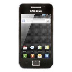 Фото Смартфон Samsung Galaxy Ace S5830i Onyx Black