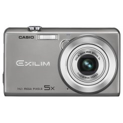 Фото Цифровые фотоаппараты Casio Exilim EX-ZS15 Silver