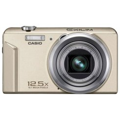 Фото Цифровые фотоаппараты Casio Exilim EX-ZS150 Gold