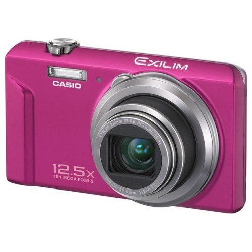 Фото Цифровые фотоаппараты Casio Exilim EX-ZS150 Pink
