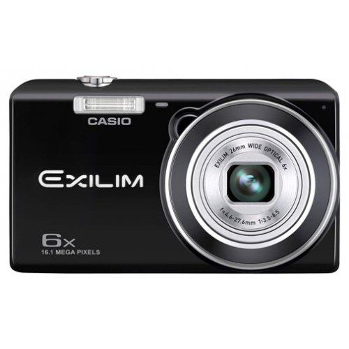 Фото Цифровые фотоаппараты Casio Exilim EX-ZS20 Black