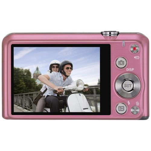Фото Цифровые фотоаппараты Casio Exilim EX-ZS20 Pink