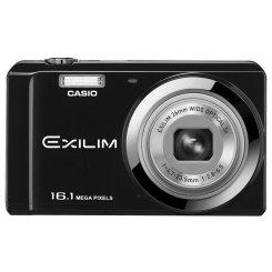 Фото Цифровые фотоаппараты Casio Exilim EX-ZS6 Black