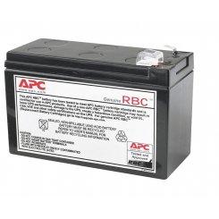 Фото Аккумуляторная батарея APC Replacement Battery Cartridge #123 (24 В, 9Ач)