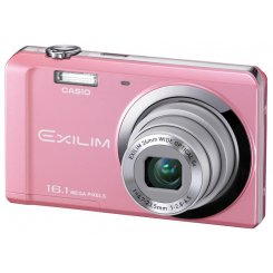 Фото Цифровые фотоаппараты Casio Exilim EX-ZS6 Pink