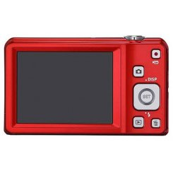 Фото Цифровые фотоаппараты Casio Exilim EX-ZS6 Red