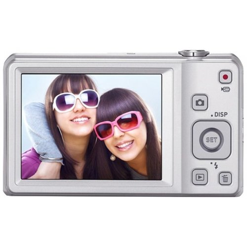 Фото Цифровые фотоаппараты Casio Exilim EX-ZS6 Silver