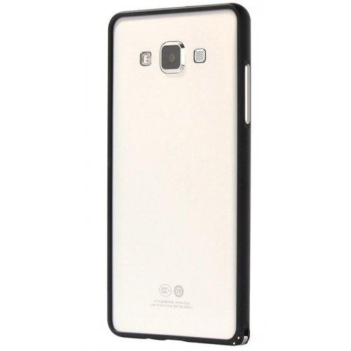 Фото Чехол Чехол Ultra Slim Metal Bumper для Samsung Galaxy A3/A300 Black