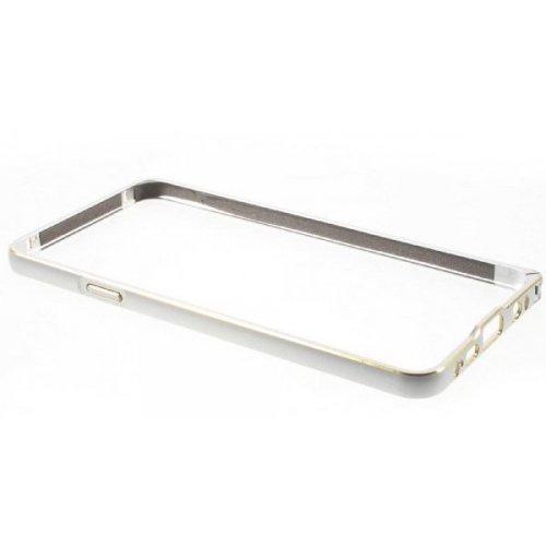 Фото Чехол Чехол Ultra Slim Metal Bumper для Samsung Galaxy A3/A300 Silver