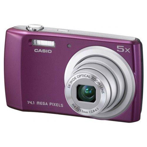 Фото Цифровые фотоаппараты Casio Exilim QV-R200 Purple