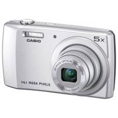 Фото Цифровые фотоаппараты Casio Exilim QV-R200 Silver