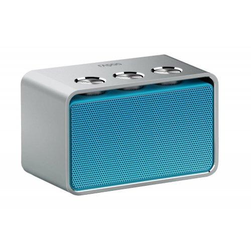 Фото Портативная акустика Rapoo Bluetooth Portable NFC Speaker A600 Blue