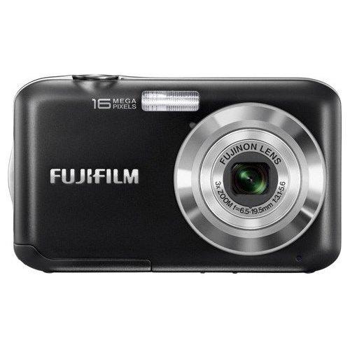Фото Цифровые фотоаппараты Fujifilm FinePix JV250 Black