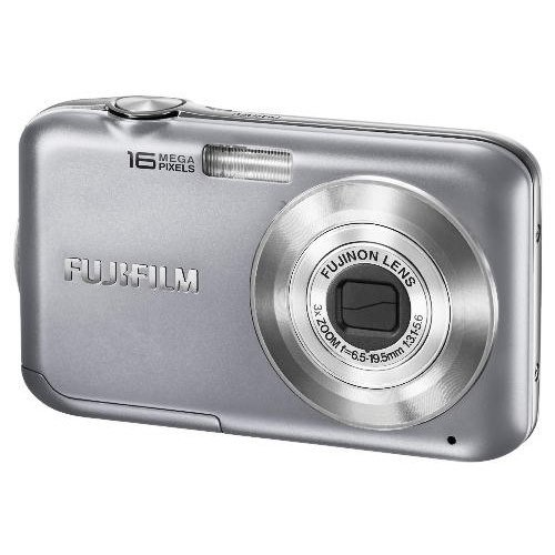 Фото Цифровые фотоаппараты Fujifilm FinePix JV250 Silver