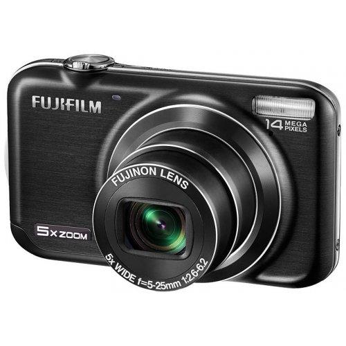 Фото Цифровые фотоаппараты Fujifilm FinePix JX300 Black