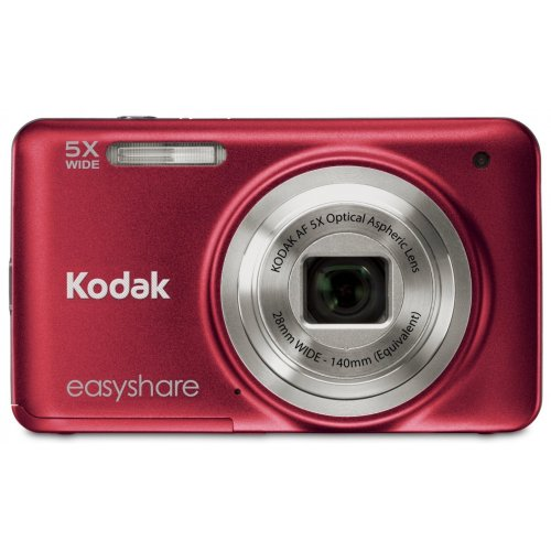 Фото Цифровые фотоаппараты Kodak EasyShare M5350 Red