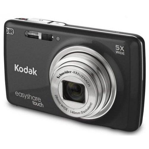 Фото Цифровые фотоаппараты Kodak EasyShare M577 Black