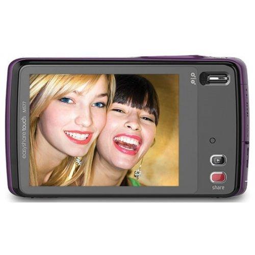 Фото Цифровые фотоаппараты Kodak EasyShare M577 Purple