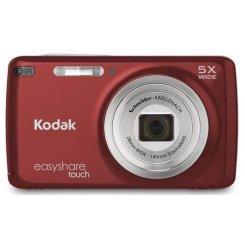 Фото Цифровые фотоаппараты Kodak EasyShare M577 Red