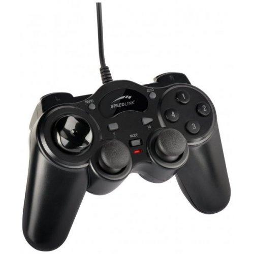 Фото Игровой манипулятор Speedlink Thunderstrike Gamepad (SL-6515-BK)