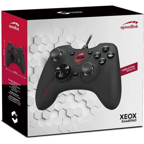 Фото Игровой манипулятор Speedlink Xeox Pro Analog Gamepad (SL-6556-BK)