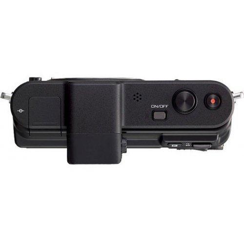 Фото Цифровые фотоаппараты Nikon 1 V1 10 2.8 Kit Black