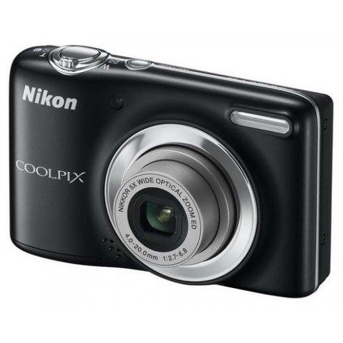 Фото Цифровые фотоаппараты Nikon Coolpix L25 Black