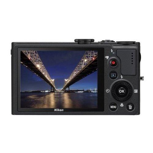 Фото Цифровые фотоаппараты Nikon Coolpix P310 Black