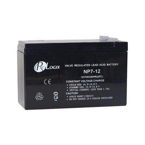 Фото Аккумуляторная батарея ProLogix PS9-12 12В 7Ач (PS7-12)