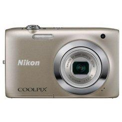 Фото Цифровые фотоаппараты Nikon Coolpix S2600 Silver