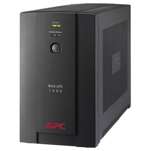 Купить ИБП, APC Back-UPS 1400VA (BX1400UI)