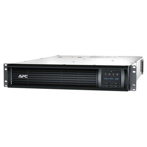 Фото ИБП APC Smart-UPS 2200VA RM 2U LCD (SMT2200RMI2U)