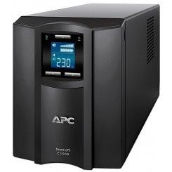 Фото ИБП APC Smart-UPS C 1000VA LCD (SMC1000I)