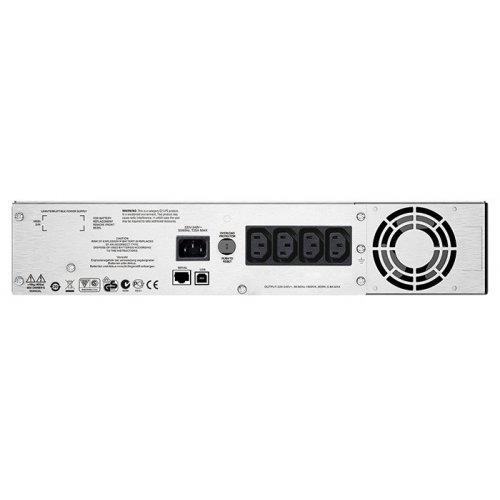Фото ИБП APC Smart-UPS C 1500VA 2U LCD (SMC1500I-2U)