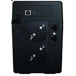 Фото ИБП Mustek PowerMust 848 LCD (98-UPS-VLC08)