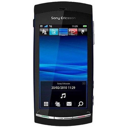 Фото Мобильный телефон Sony Ericsson U5i Vivaz Black