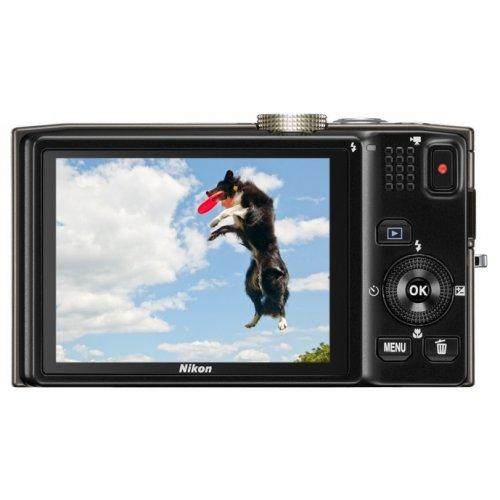 Фото Цифровые фотоаппараты Nikon Coolpix S8200 Silver