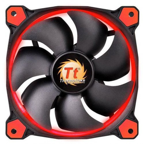 Фото Кулер для корпуса Thermaltake Riing 12 Red (CL-F038-PL12-A)