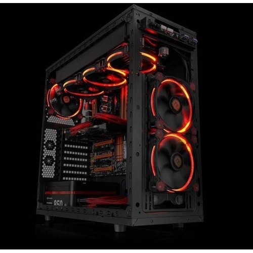 Фото Кулер для корпуса Thermaltake Riing 14 Red (CL-F039-PL14-A)