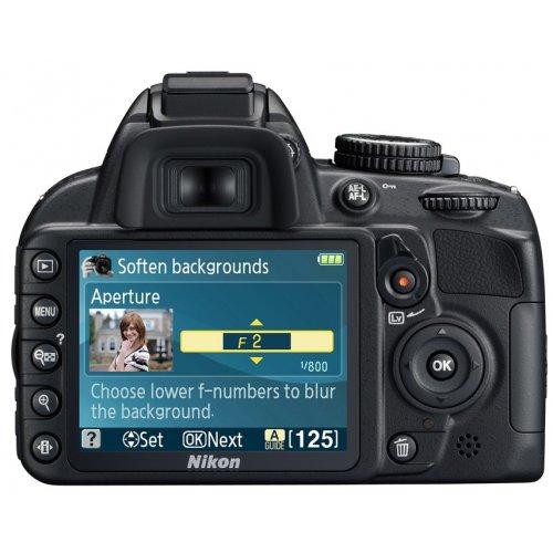 Фото Цифровые фотоаппараты Nikon D3100 Body