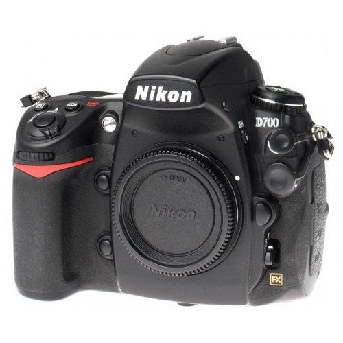 Фото Цифровые фотоаппараты Nikon D700 Body