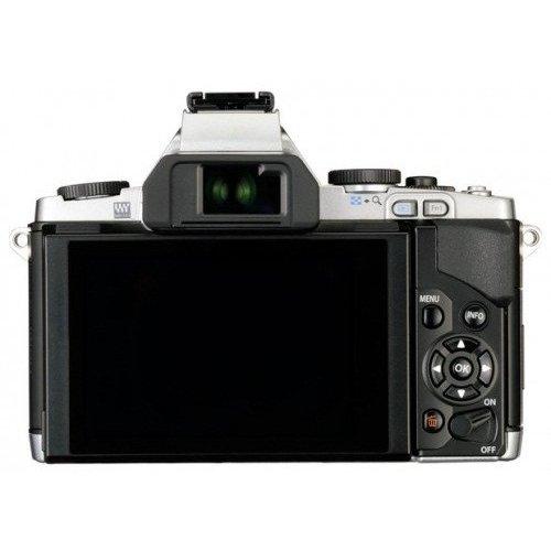 Фото Цифровые фотоаппараты Olympus Pen E-M5 12-50 Kit Silver/Black